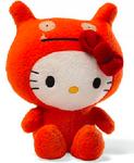 Wage Hello Kitty Plush