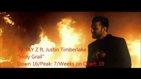 Official UK Singles Chart Top 100 - Week ending 23rd November 2013 - 51 to 100