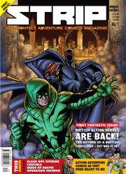 Strip magazine ISSUE-1-Pg-1