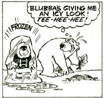 Blubbabear