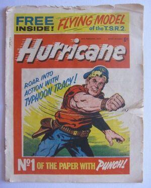 Hurricane issue 1