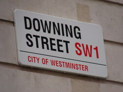 Downing Street.001 - London