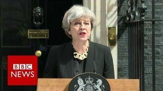 London Attacks Theresa May 'Enough is enough' - BBC News