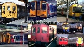 Richmond Station Contrasts