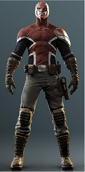 Captain Britain 3