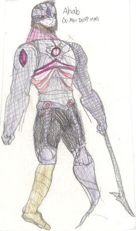 Ahab (X-Men DoFP)