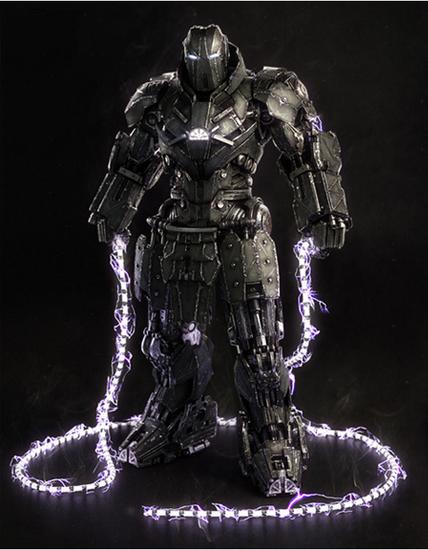 whiplash ultimate marvel cinematic universe wikia
