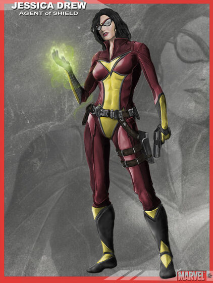 Marvel now spiderwoman final mcu by dbvinal-d7r0cn5
