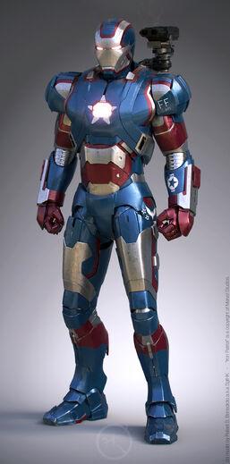 2993954-iron man 3 iron patriot by patrick4u2011-d5rmx2u
