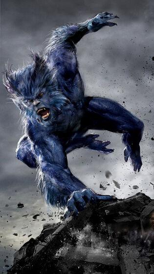 Beast by uncannyknack-d7ykgzd