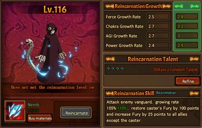 Reincarnation One Sage Kabuto