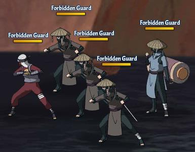 Taboo Jutsu Rescue Sasuke Fight 2