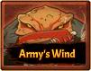 Senjutsu Army's Wind Small Grid