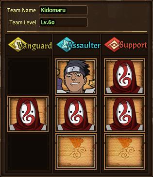 Team Kidomaru N