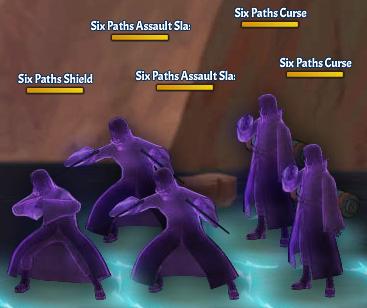 Six Paths Arcanum Fight 22