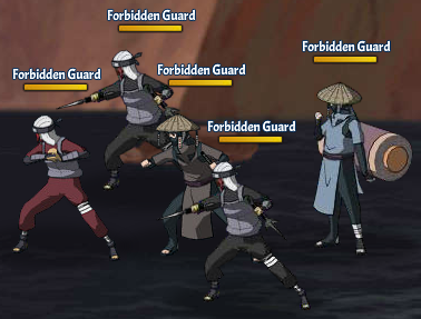 Taboo Jutsu Battle of the Valley of the End Fight 5