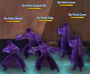 Six Paths Arcanum Fight 12