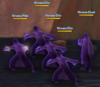 Nirvana Land Fight 16