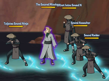 Kinjutsu Pneuma Fight 12 The Second Mizukage