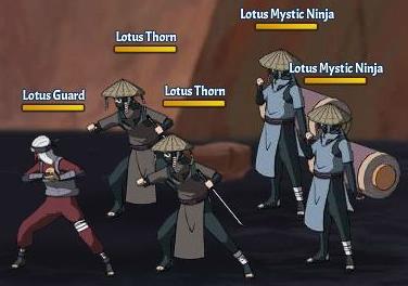 Lotus Land Fight 8
