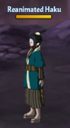 Reanimated Haku Trial