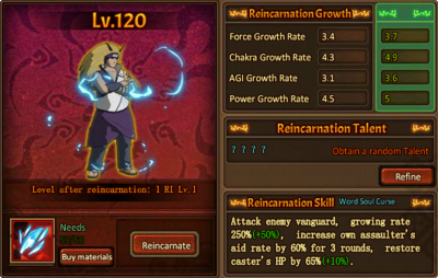Reincarnation One Kinkaku