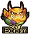 Bean Exorcism Small Grid