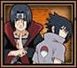 Sasuke & Itachi Small Grid