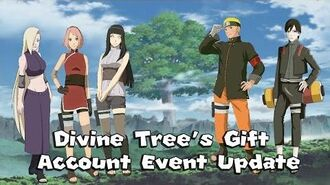 Anime Ninja - Divine Tree's Gift Account Event Update - Naruto Games - Browser Online