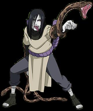 Orochimaru Sennin
