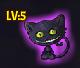 Haunted House LV.5 Black Cat