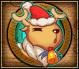 Reindeer Jingle Small Grid