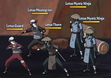 Lotus Land Fight 9