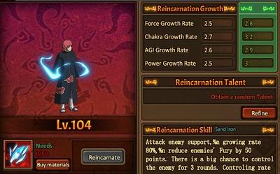 Reincarnation One Sasori