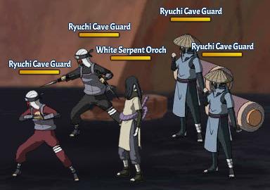Sage Heirloom Ryuchi Cave Fight 8