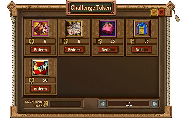 Elite Match Challenge Token