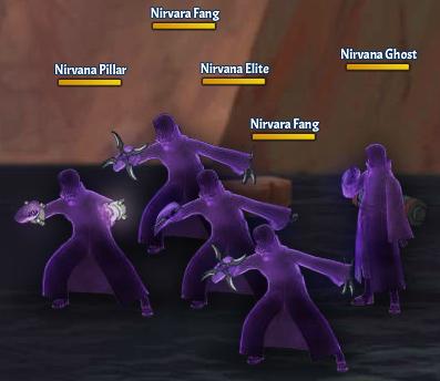 Nirvana Land Fight 21