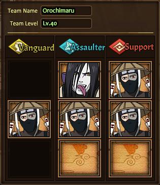 Team Orochimaru N