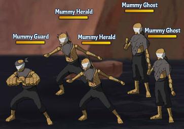 Ghostdom Land Fight 8