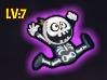 Haunted House LV.7 Skeleton