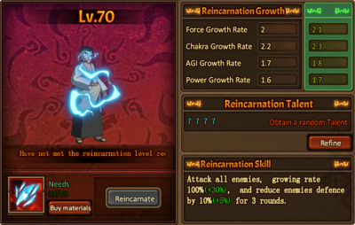 Reincarnation One Danzo