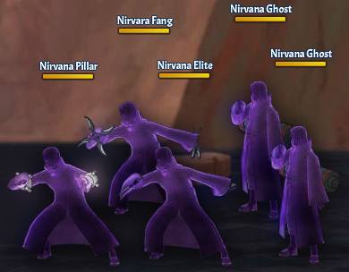 Nirvana Land Fight 17