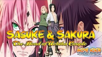 Anime Ninja - The Bond of Uchiha Couple Sasuke & Sakura - Naruto Games - Browser Online Games