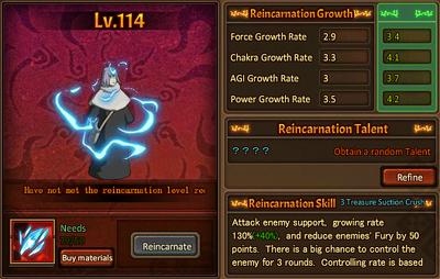Reincarnation One Chiyo