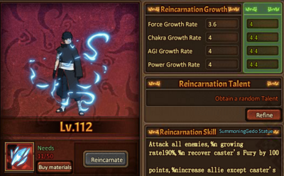 Reincarnation One Outer Path Obito