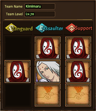 Team Kimimaru H