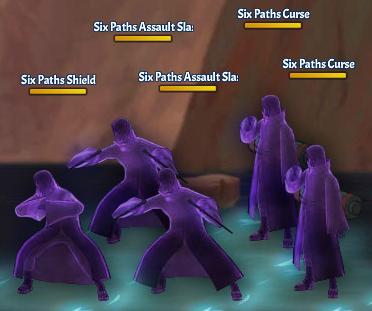 Six Paths Arcanum Fight 23
