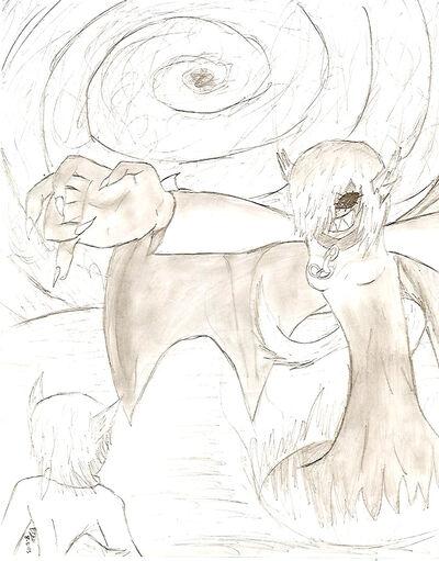 Katthryn meets her demon