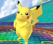 Pikachu Looking Cute in SSBB