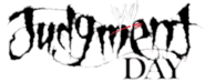 Wwe judgment day logo by thephilipvictor-d4bk45x